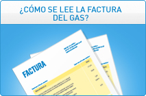 ¿CÓMO SE LEE LA FACTURA DEL GAS?