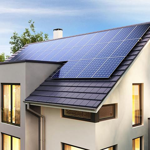 Combinación solar-térmica y gas