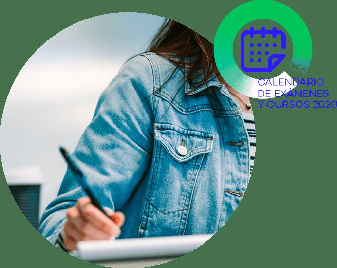 Calendario de Exámenes y Cursos 2021